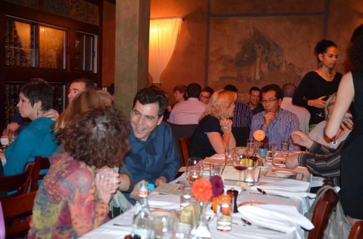 Dinner Service at Serafina