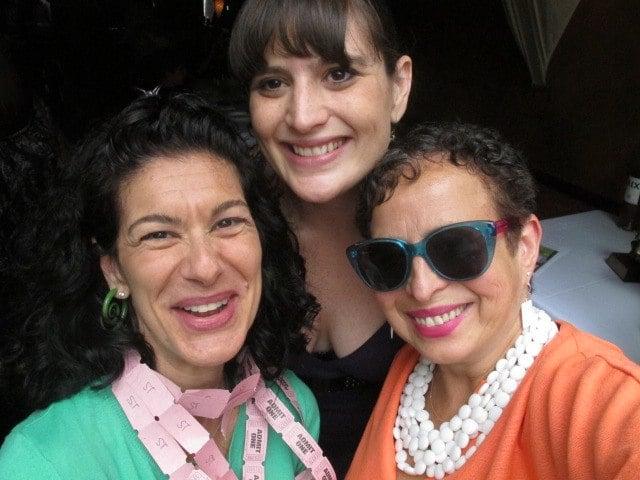 Susan, Rachel and Maxine