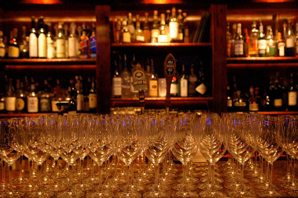 Serafina Seattle wine selection