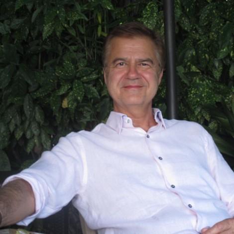 Clark Kokich in Italy