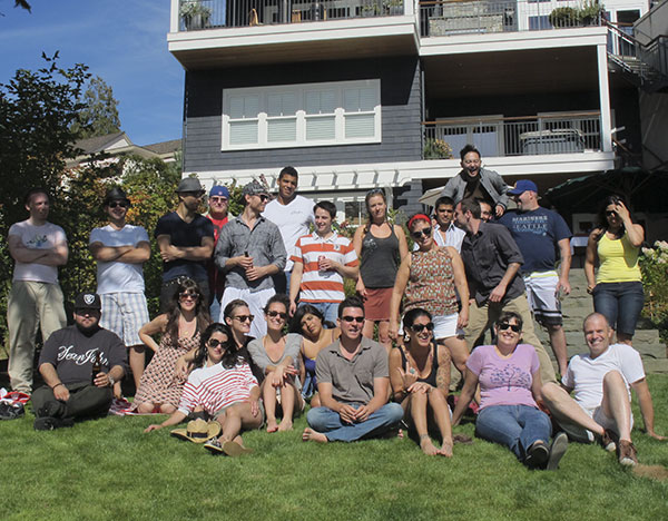 Serafina Staff Party